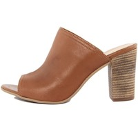 Zapatos Mujer Zuecos (Mules) Mariella  Marrone
