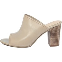 Zapatos Mujer Zuecos (Mules) Mariella  Beige