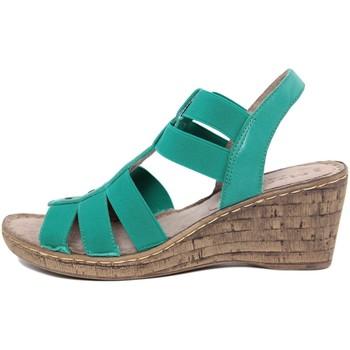 Zapatos Mujer Sandalias Mariella  Verde