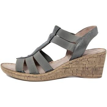 Zapatos Mujer Sandalias Mariella  Grigio