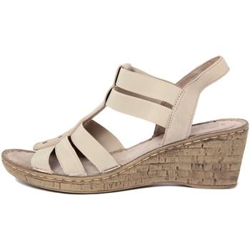Zapatos Mujer Sandalias Mariella  Beige