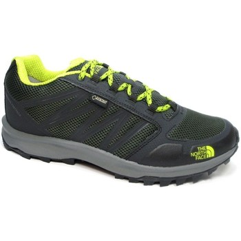 Zapatos Hombre Running / trail The North Face Litewave Fastpack Gtx Goretex Negro-Gris