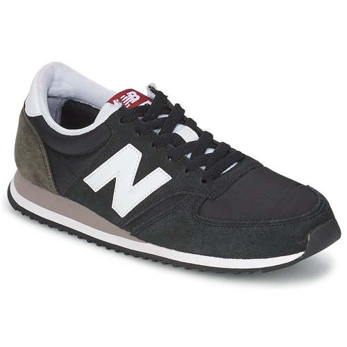New Balance U420 - Zapatillas de Piel Para Hombre, Color, Talla 40