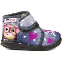 Zapatos Niños Pantuflas para bebé Vulladi PEK MY BEST FRIEND GRIS