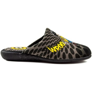 Zapatos Niño Pantuflas Vulladi ROC FUTBOL S NEGRO