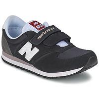Zapatos Niños Zapatillas bajas New Balance KE420 Negro / Gris
