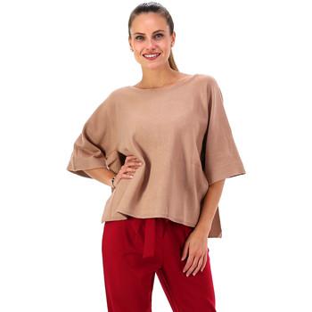 textil Mujer Tops / Blusas Kocca Camisola Bijae Beige