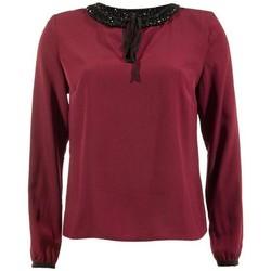 textil Mujer Tops / Blusas Kocca Blusa Gurgung Rojo
