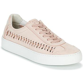 Zapatos Mujer Zapatillas bajas Bullboxer PARETE Rosa