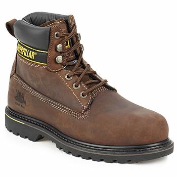 Zapatos Hombre Botas de caña baja Caterpillar HOLTON SB Oscuro