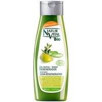 Belleza Productos baño Naturaleza Y Vida Gel De Ducha Bio Ecocert Regenerador Argán & Aloe Vera Naturale