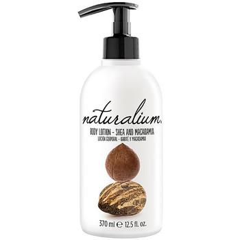 Belleza Hidratantes & nutritivos Naturalium Shea & Macadamia Loción Hidratante Corporal  370 ml