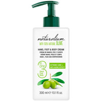 Belleza Cuidados manos & pies Naturalium Oliva 100% Hand, Foot & Body Cream  300 ml