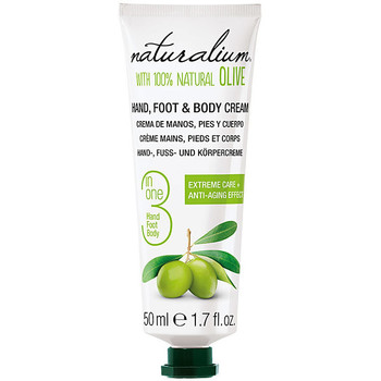 Belleza Hidratantes & nutritivos Naturalium Oliva 100% Hand, Foot & Body Cream  50 ml