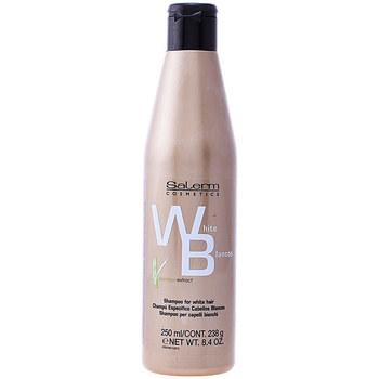 Belleza Champú Salerm White Shampoo For White Hair