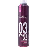 Belleza Acondicionador Salerm Strong Lac 03 Strong Hold Spray   405 ml