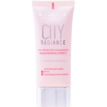 Belleza Mujer Base de maquillaje Bourjois City Radiance Foundation Brightening Effect 05  30 ml