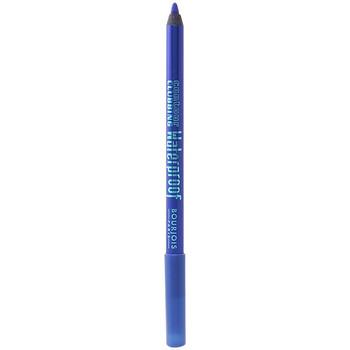 Belleza Mujer Lápiz de ojos Bourjois Contour Clubbing Wp Eyeliner 046-blue Neon 1,2 Gr 1,2 g