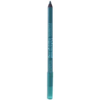 Belleza Mujer Lápiz de ojos Bourjois Contour Clubbing Wp Eyeliner 050-loving Green 1,2 Gr 1,2 g
