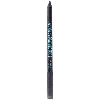Belleza Mujer Lápiz de ojos Bourjois Contour Clubbing Wp Eyeliner 048-atomic Black 1,2 Gr 1,2 g
