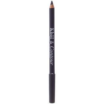 Belleza Mujer Lápiz de ojos Bourjois Khôl&contour Eye Pencil 003-dark Grey 1,2 Gr 1,2 g