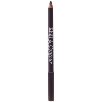 Belleza Mujer Lápiz de ojos Bourjois Khôl&contour Eye Pencil 004-dark Brown 1,2 Gr 1,2 g