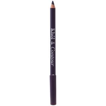 Belleza Mujer Lápiz de ojos Bourjois Khôl&contour Eye Pencil 007-dark Purple 1,2 Gr 1,2 g