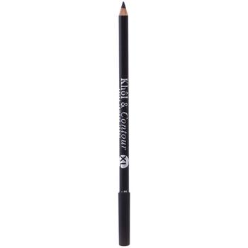 Belleza Mujer Lápiz de ojos Bourjois Khôl&contour Xl 001-noir-issime 1,6 Gr 1,6 g