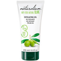 Belleza Mascarillas & exfoliantes Naturalium Oliva 100% Exfoliating Gel  200 ml
