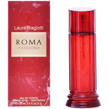 Belleza Mujer Agua de Colonia Laura Biagiotti Roma Passione Edt Vaporizador  100 ml