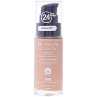 Belleza Mujer Base de maquillaje Revlon Colorstay Foundation Normal/dry Skin 180-sand Beige 30 ml