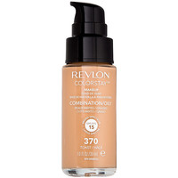 Belleza Mujer Base de maquillaje Revlon Colorstay Foundation Combination/oily Skin 370-toast 30 ml