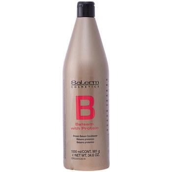 Belleza Acondicionador Salerm Balsam With Protein Conditioner  1000 ml