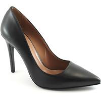 Zapatos Mujer Zapatos de tacón Divine Follie DIV-CCC-ALASKA-NE Nero