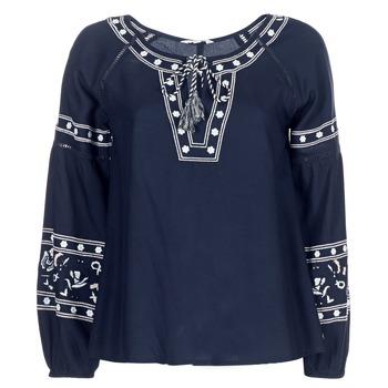 textil Mujer Tops / Blusas Deeluxe BERTHA Marino