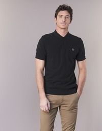textil Hombre Polos manga corta Fred Perry THE FRED PERRY SHIRT Negro