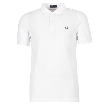 textil Hombre polos manga corta Fred Perry THE FRED PERRY SHIRT Blanco