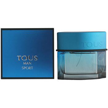 Belleza Hombre Agua de Colonia Tous Man Sport Edt Vaporizador  50 ml