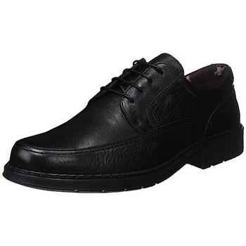 Zapatos Mocasín Fluchos 9579 NEGRO