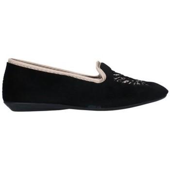 Zapatos Mujer Pantuflas Norteñas 7-980-25 noir