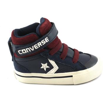 Zapatos Niños Zapatillas altas Converse CON-I17-758876C-OW Blu