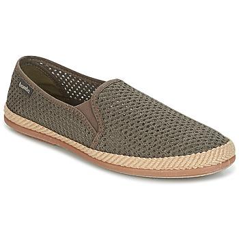 Zapatos Hombre Slip on Bamba By Victoria COPETE ELASTICO REJILLA TRENZA Topotea