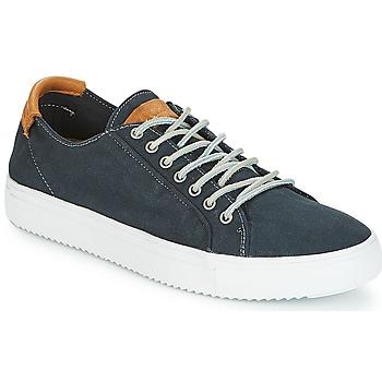 Zapatos Hombre Zapatillas bajas Blackstone PM31 Azul