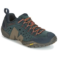 Zapatos Hombre Senderismo Merrell INTERCEPT Azul