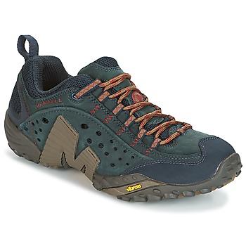 Zapatos Hombre Zapatillas bajas Merrell INTERCEPT Azul