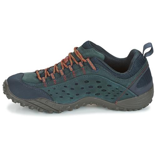 Moda barata barata Moda y hermosa  Merrell INTERCEPT Azul - Envío gratis Nueva promoción - Zapatos Deportivas bajas Hombre 2627e3