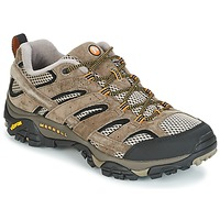 Zapatos Hombre Senderismo Merrell MOAB 2 VENT Gris