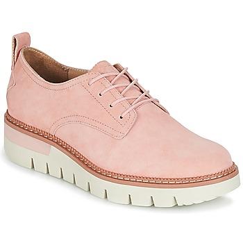 Zapatos Mujer Derbie Caterpillar WINDUP Melocotón