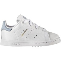 Zapatos Zapatillas bajas adidas Originals ADIDAS STAN SMITH I Blanco