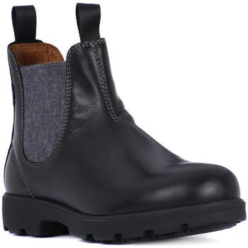 Zapatos Hombre Botines Frau DAWSON Nero